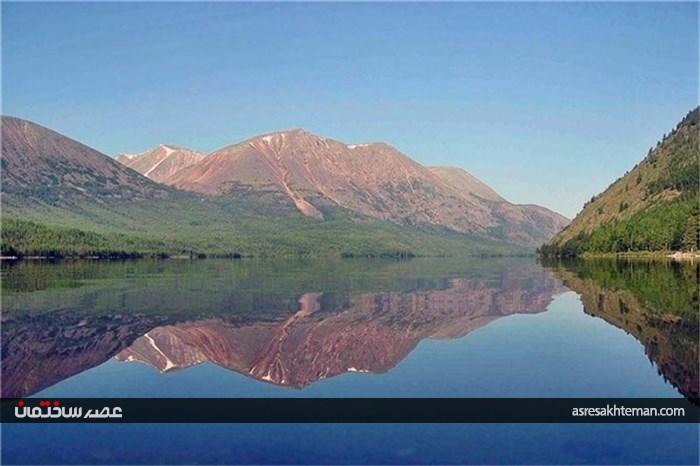 قدیمیترین دریاچه جهان +تصاویر