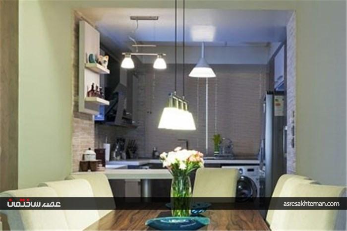 بازسازی خانه زوج جوان؛ یک کلنگیِ مدرن!