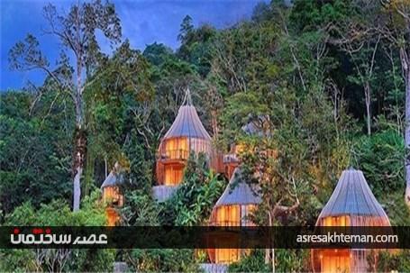 لوکس ترین هتل دنیا را ببینید!