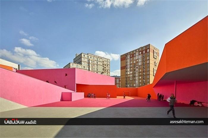 صورتی معماری کنید