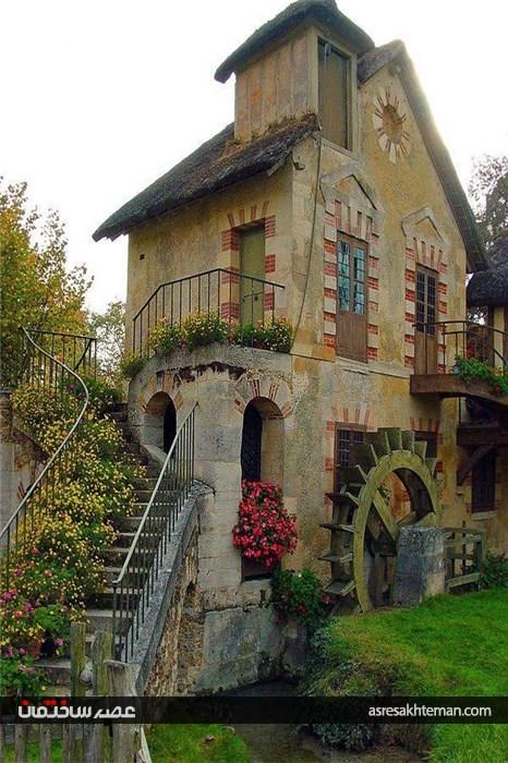 تیتر 15 خانه رویایی از کتاب ها و فیلم های مشهور