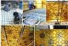اتمام بازسازی ایوان تاریخی باب القریش در حرم امامین جوادین (ع)/ ساخت و نصب 3500 قطعه +تصاویر