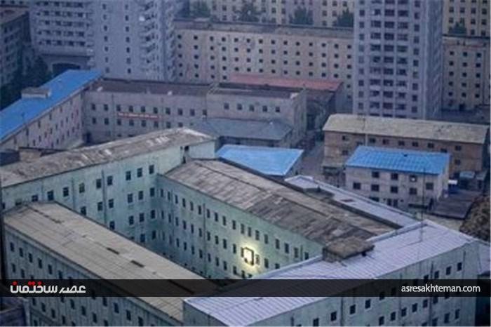 معماری عجیب و غریب در کره شمالی +تصاویر