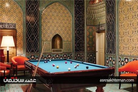 تصاویر پنتهاوسی که ایرانشناس آمریکایی خلق کرد