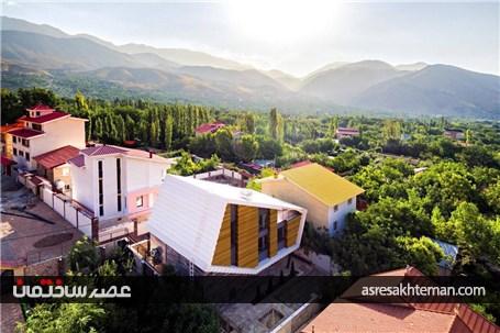 اثر استودیو معماری شیرازیان