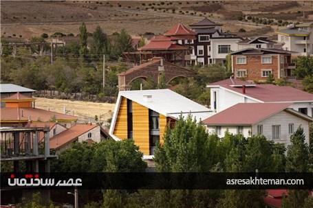 ویلای لوکس دماوند؛ اثر استودیو معماری شیرازیان