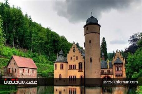 مشهورترین برجها و قلعههای تاریخی آلمان را بشناسید +تصاویر