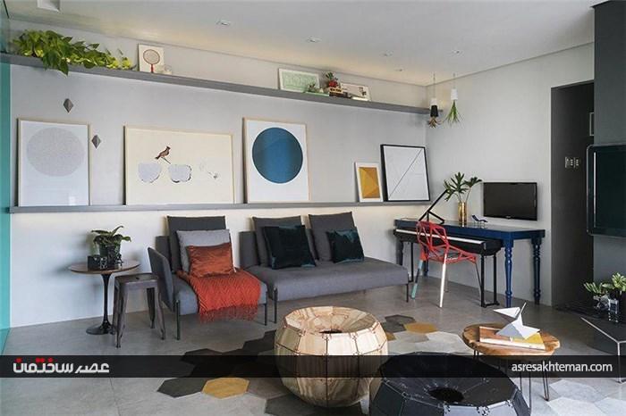 ملاقاتی با آپارتمان های انعطاف پذیر