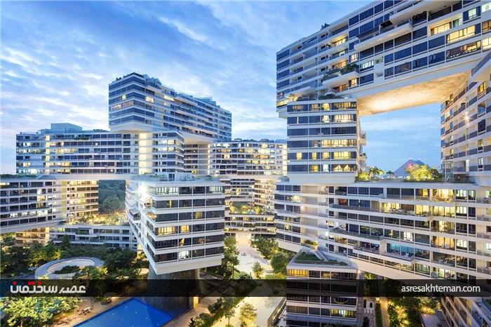 سنگاپور بهشت معماران