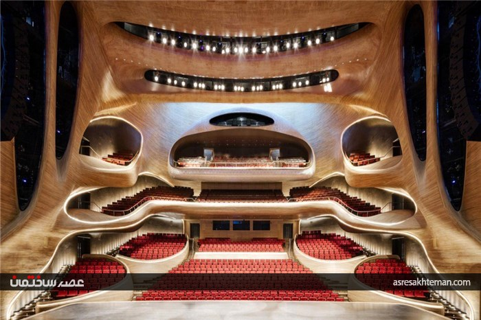 سالن اپرا هاربین