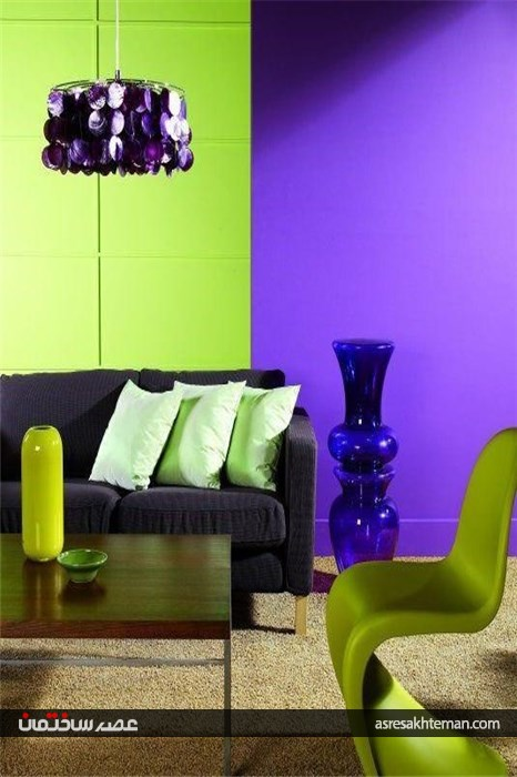 شناخت رنگ در معماری
