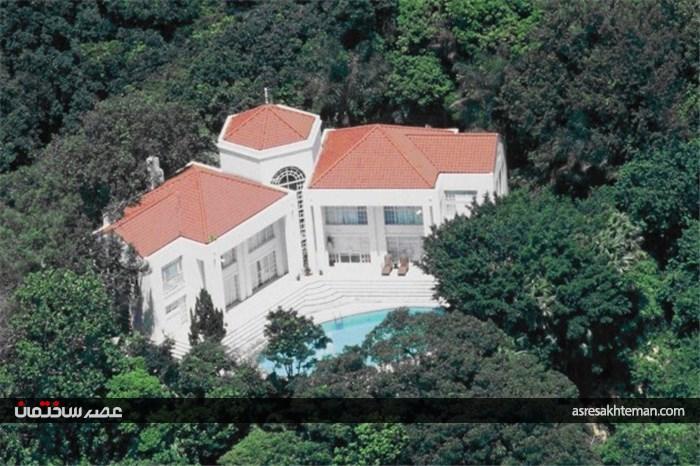 رکورد گران قیمت ترین خانه آسیا شکسته شد