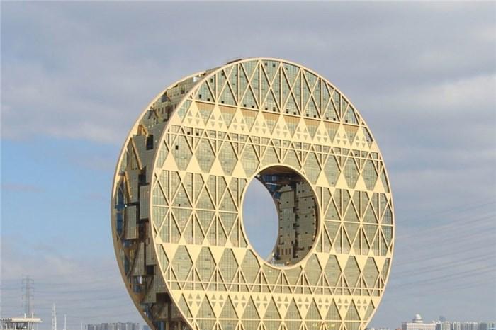 ساختمانهایی با معماری باورنکردنی