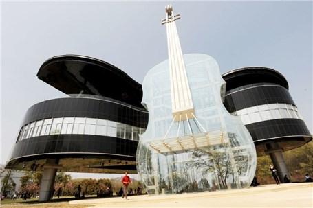 ساختمانهایی با معماری باورنکردنی+ تصاویر