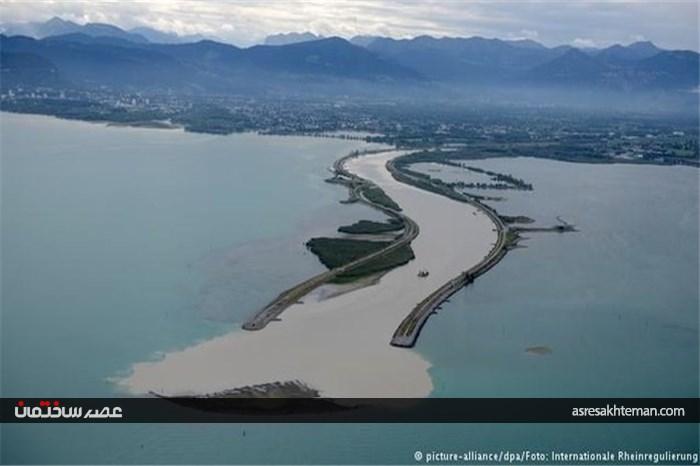 آلمان و رودها و دریاچههایی که ناپدید میشوند!