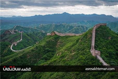 دلیل ساخت دیوار چین