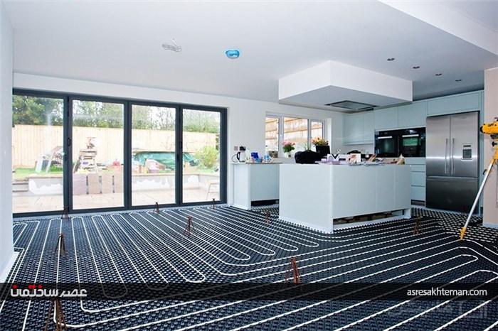 صفر تا صد سیستمهای گرمایشی در ساختمان