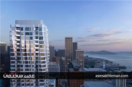 خلیج سان فرانسیسکو ویو ساکنین برج میرا