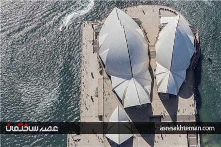 خانه اپرای سیدنی، شکوه هنر معماری در استرالیا