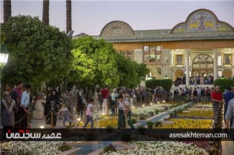 نارنجستان قوام یادگاری تاریخی در قلب شهر بهار نارنج