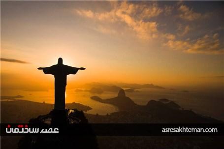 مسیح منجی ریو دوژانیرو