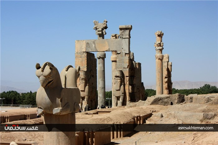 پارسه پایتخت بزرگترین امپراطوری تاریخ