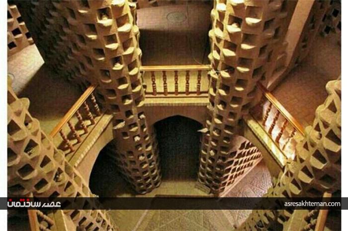 کبوترخانه ؛ 700 سال معماری ایرانی