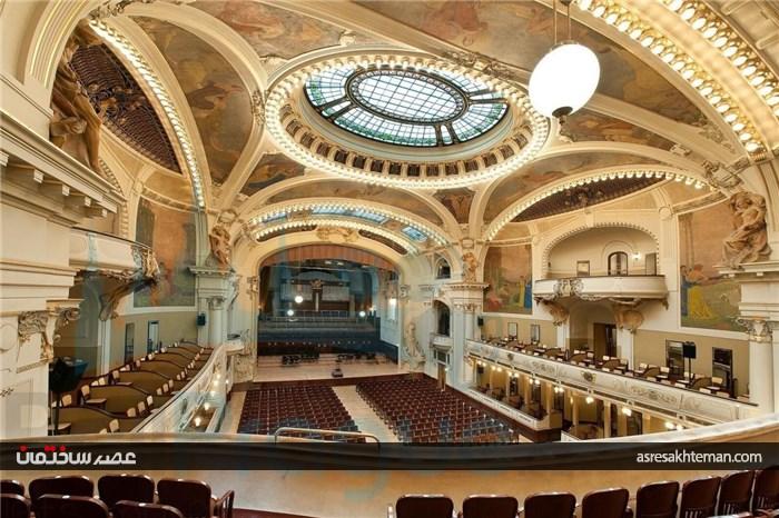معماری به سبک کاخ نشینی