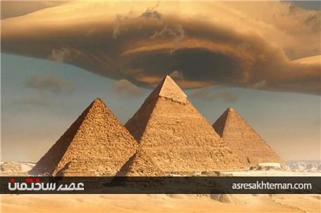 اهرام مصر، آخرین بازمانده عجایب هفتگانه عهد قدیم