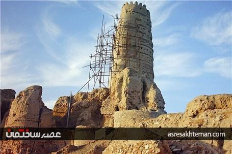 ارگ بم بزرگترین سازهٔ خشتی در جهان