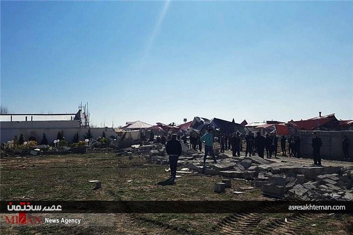 تصاویر/ 400 ویلای غیرقانونی تخریب شد