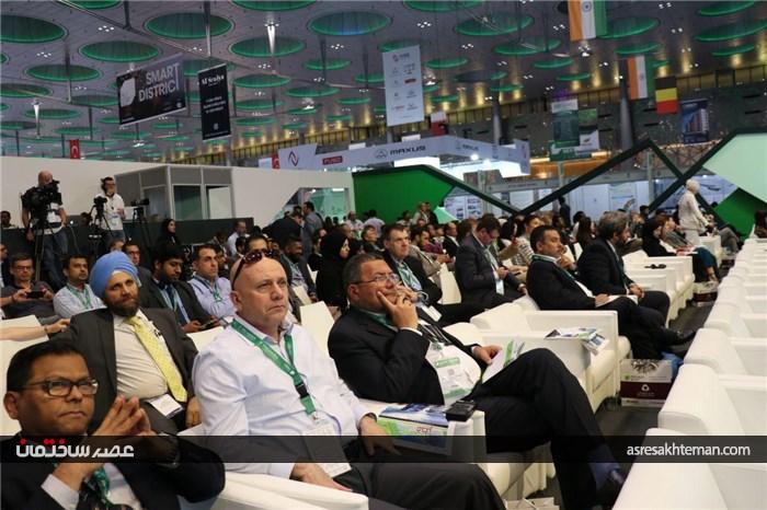 گزارش تصویری کنفرانس آینده صنعت ساختمان قطر