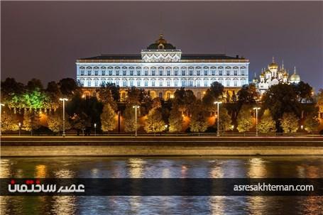 کاخ 300 ساله کرملین