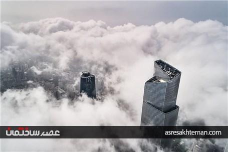 بلندترین آسمانخراشهای جهان کدامند؟ + تصاویر